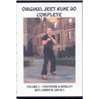 Jeet Kune Do Volume 2-Footwork and Mobility-Sifu Lamar M. Davis II